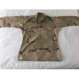 Other - Desert Camouflage Air Force Coats - Lot of 2